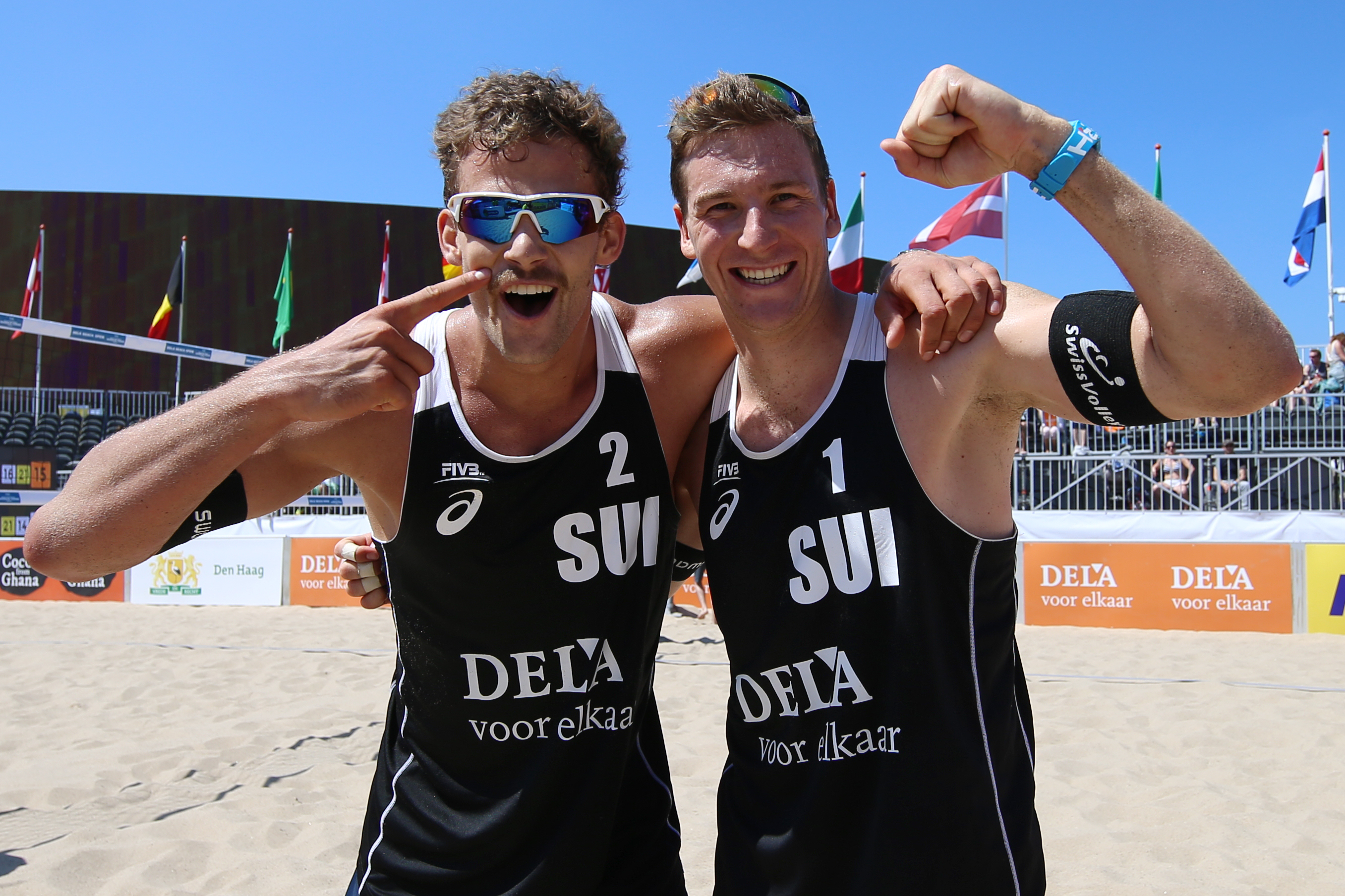 Semifinal FIVB 3* The Hague